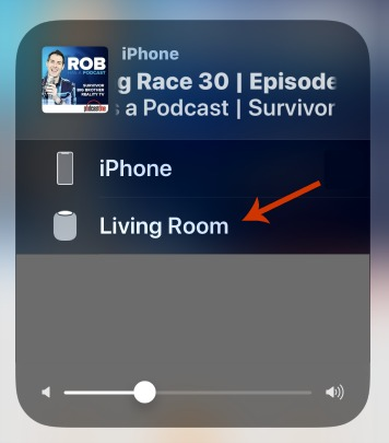 HomePod Streaming from an App