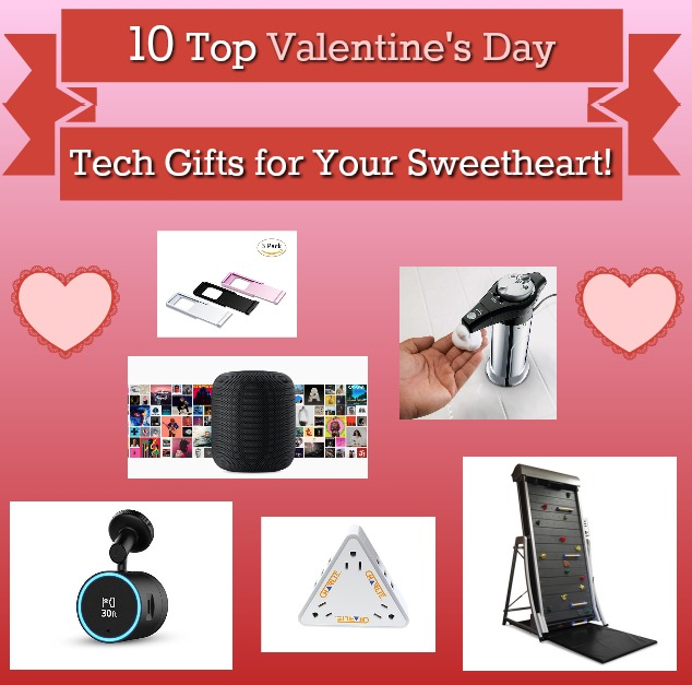 10 Top Valentine's Day Tech Gifts 2018